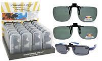 Sonnenbrille clip-on Sonnenbrillenaufsatz Für Brillenträger Lesebrille-aufsatz