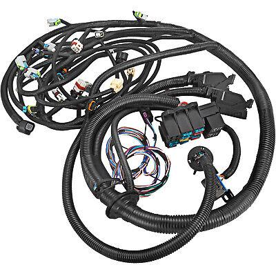 [DIAGRAM_5NL]  Standalone Wiring Harness w/6L80E 6.2L Vortec Engines Wire For 2008-2015  LS3 DBW | eBay | 6l80e Wire Harness |  | eBay