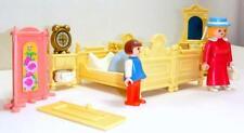 Playmobil 5321 20pc Master Bedroom for Victorian Mansion 5300 Beds Dresser Mom