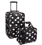 Luggage-2-Piece-Set-Choose-14-Colors-One-Size-Free-Shipping thumbnail 16