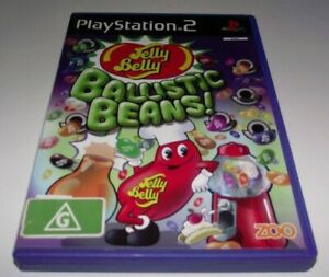 Jelly-Belly-Ballistic-Beans-PS2-PAL-No-Manual