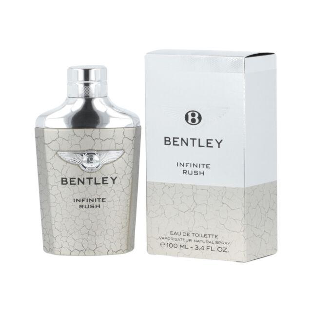 Bentley Infinite Rush Eau De Toilette Edt 100 Ml (Uomo)