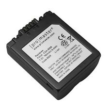 Promaster CGA-S006 XtraPower Lithium Ion Replacement Battery for Panasonic