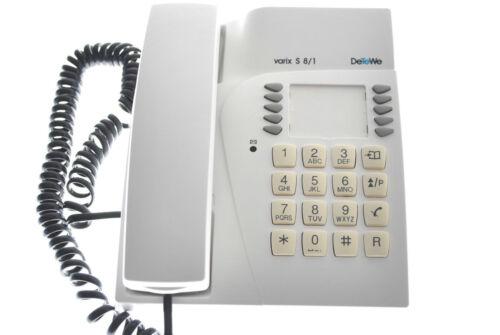DeTeWe Varix S8//1 Systemtelefon