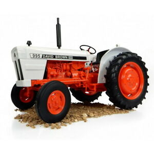 Universal-Hobbies-1-16-Case-David-Brown-995-1973-Tractor-Diecast-Model-UH4885