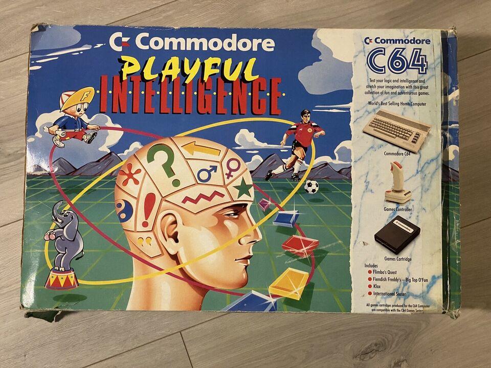 Commodore 64, spillekonsol