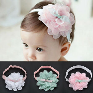 New-Baby-Girl-Lace-Flower-Hair-Band-Headwear-Kids-Toddler-Headband-Accessories