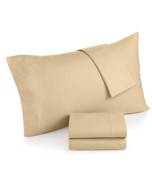 Martha Stewart Collection Solid Queen Cotton Flannel Sheet Sets For Sale Online Ebay