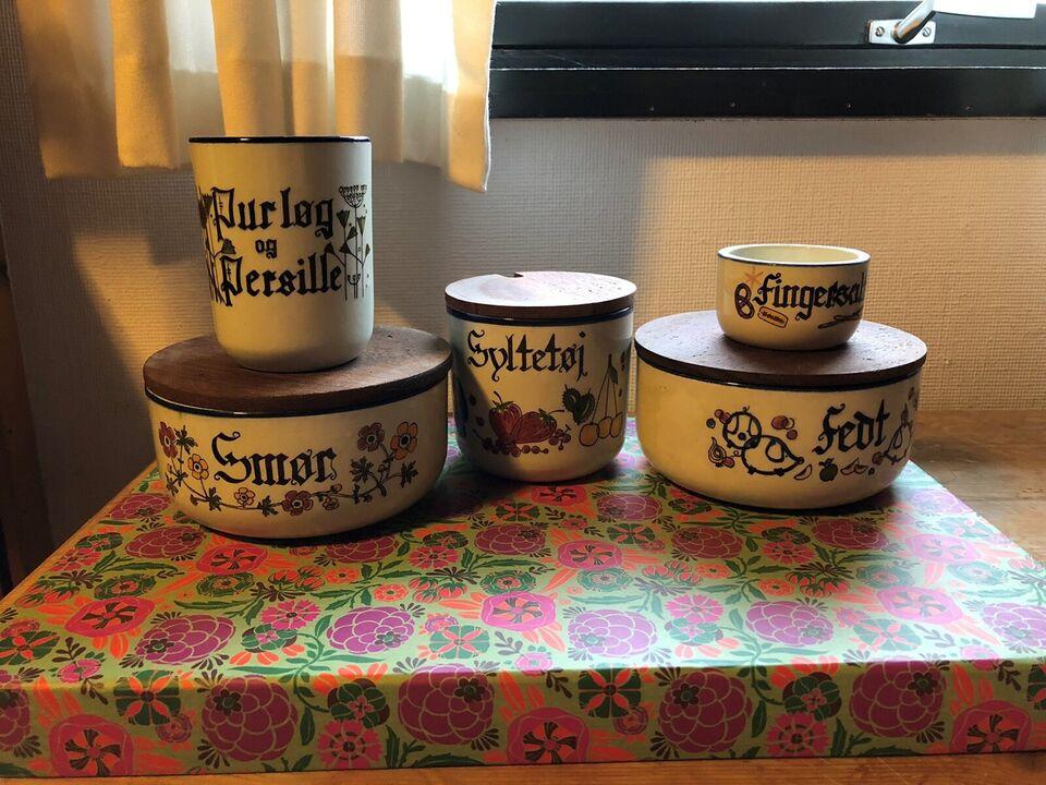 Keramik, Knabstrup keramikserie