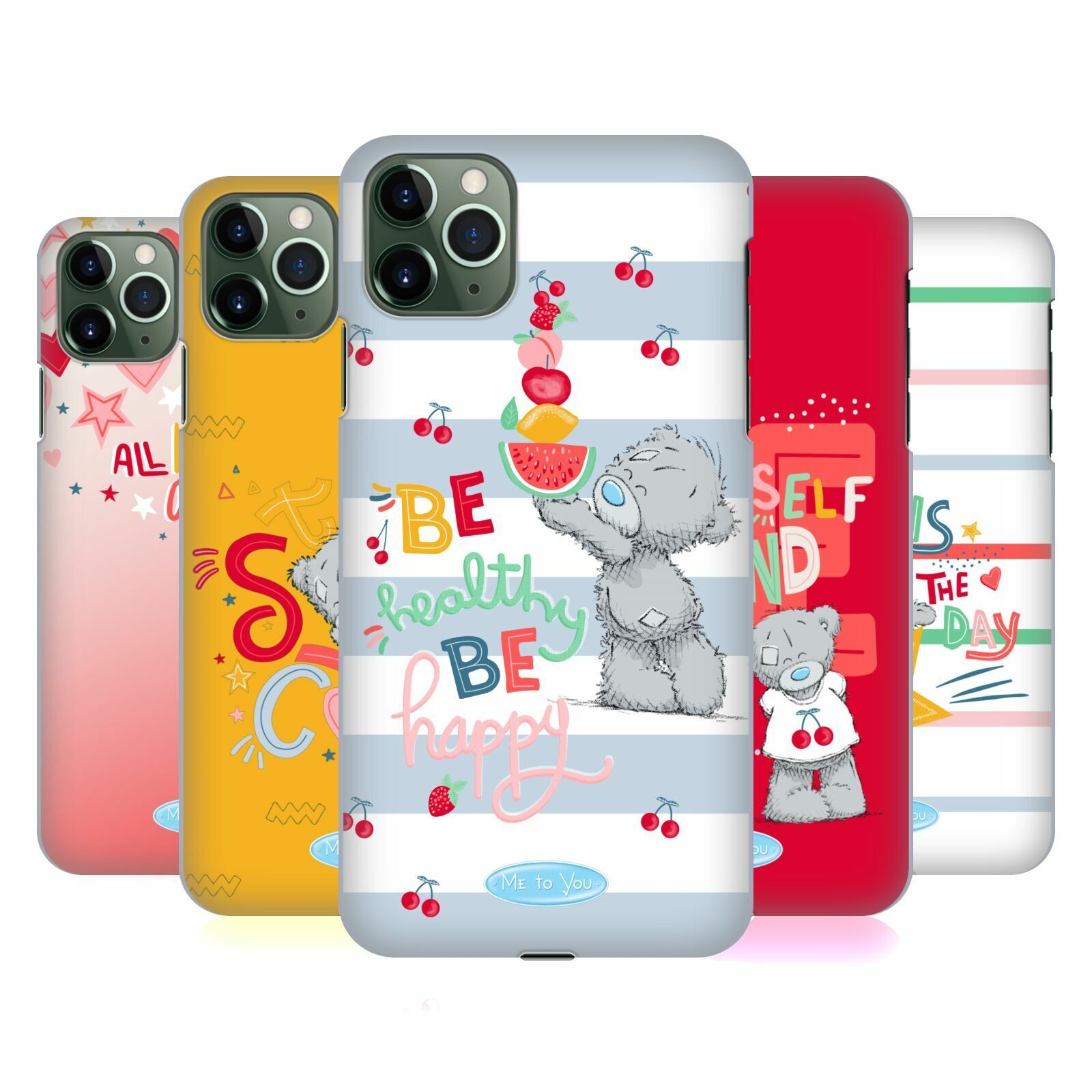OFFICIAL ME TO YOU RETRO FUN HARD BACK CASE FOR APPLE iPHONE PHONES