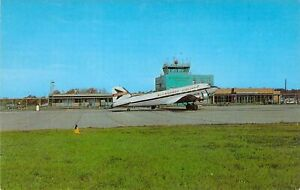 WV Huntington TRI-STATE AIRPORT ALLEGHENY AIRLINES DC3 Fridge Magnet