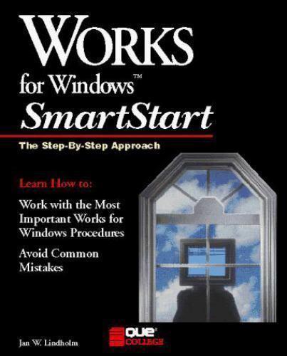 Works for Windows Smart Start Lindholm, Jan Paperback Used - Good