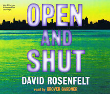 Open and Shut by David Rosenfelt (2008, CD)