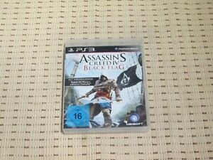 Assassin-039-s-Creed-IV-Black-Flag-para-PlayStation-3-ps3-PS-3-embalaje-original