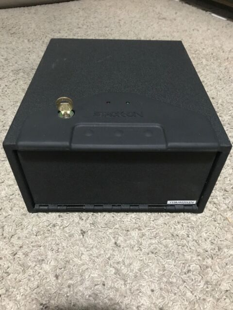 Stack-On QAS-1512-B Quick Access Biometric Lock Gun Safe