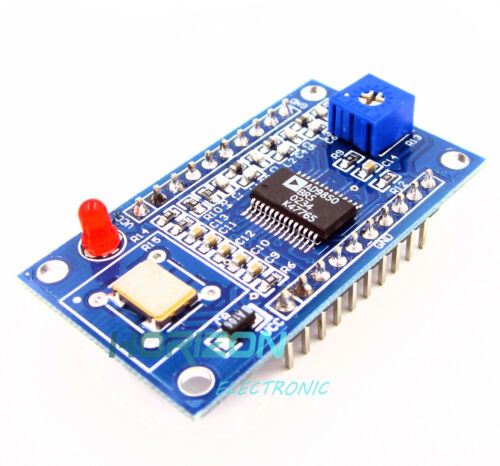 2PCS DDS Signal Generator Module 0-40MHz 2 Sine Wave 2 Square Wave Output AD9850