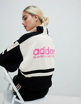 Adidas Old School Vintage Billie Eilish 90s Jacket Vintage Superstar Track Top | eBay