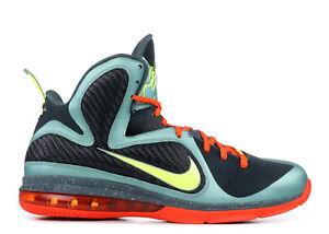 b9fd87633f02 Image is loading Nike-LeBron-9-IX-Cannon-Size-11-469764-