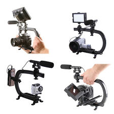 Pro Stabilizer C-Shape Bracket Video Handheld Grip fit for Camcorder Camera DSLR