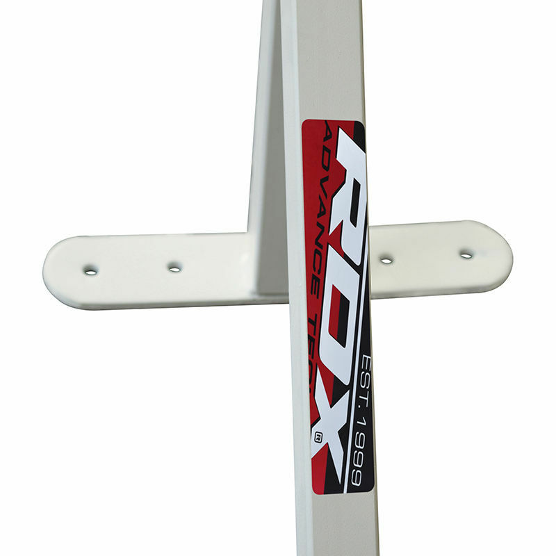 RDX Punzone Sacchetto STAFFA Chin pull up bar acciaio muro acciaio bar Mount palestra CHINNING Appeso MMA a97a0f