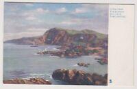 Devon postcard - Ilfracombe, The Lantern Hill from the Capstone
