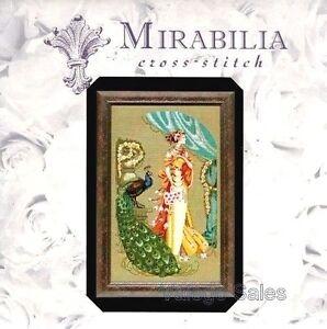 Mirabilia-Nora-Corbett-Cross-Stitch-Chart-LADY-HERA-Sale-107