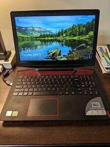 Details about Lenovo Legion Y720 15 6in 1TB + 512GB SSD, Intel Core i7 7th  Gen 2 8GHz 16GB RAM