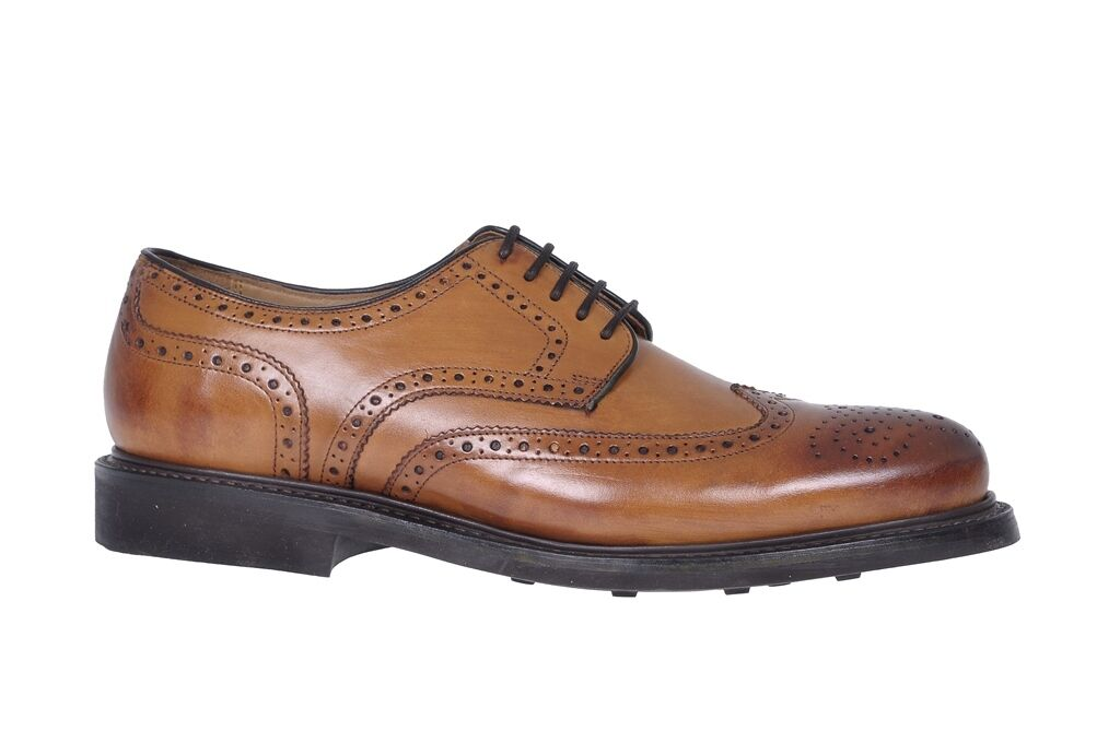 Gordon & Bros. Schuhe LEVET braun Herrenschuhe 2318-G tan-dainite NEU