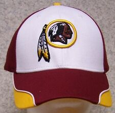 Embroidered Baseball Cap Sports NFL Washington Redskins NEW 1 hat size fit all