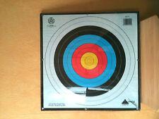 cible pour arc( enfant) en plexiglass pour fleches a ventouses ( taille 40 cm )