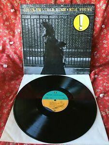NEIL YOUNG VINYL after the goldrush LP German STRAWBERRY 1998 reissue Only Love