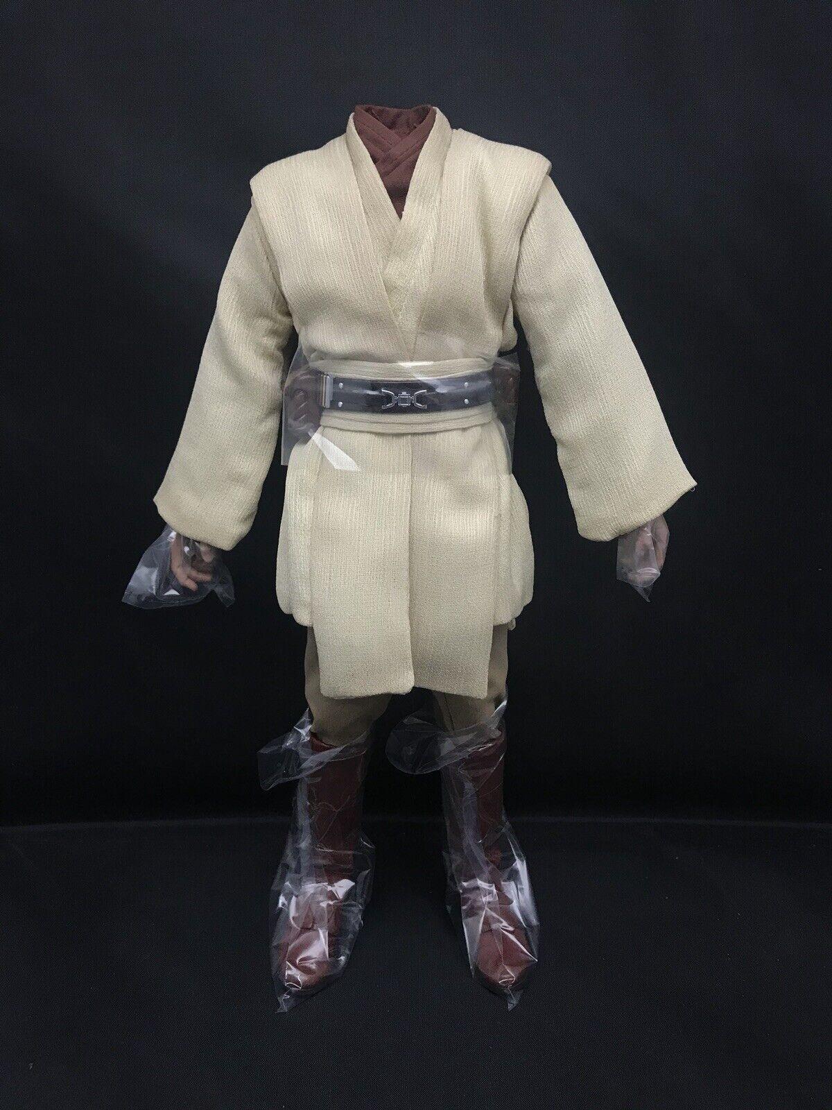Caliente giocattoli MMS478 1 6 estrella  guerras Revenge of the Sith Obi-Wan Kenobi - corpo & Outfit  esclusivo