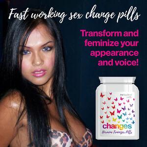 Hormone pills for transsexuals