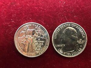 America - États Uni 1/4 Quarter Dollar 2020 Connecticut UNC D