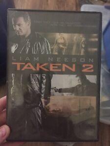 Taken-2-DVD