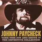 Take This Job & Shove It [The Definitive Collection] by Johnny Paycheck (CD, May-2016, 2 Discs, Real Gone Music)