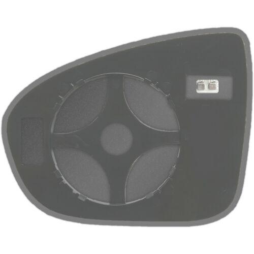 Rechts Beifahrerseite Spiegelglas Beheizbar für Opel Zafira C 2011-2019