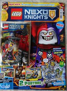 Magazine Lego Nexo Knights Flamethrower New 52016 Limited