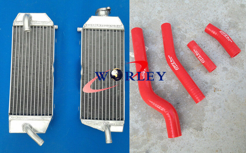 Devol Radiator Guard Aluminum for Yamaha WR YZ 426F 450F 00-06