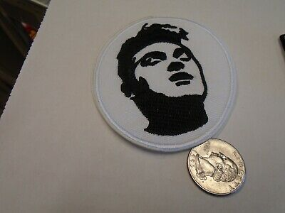 "Morrissey Sew-On Patch 4.5/"" x 1/"""