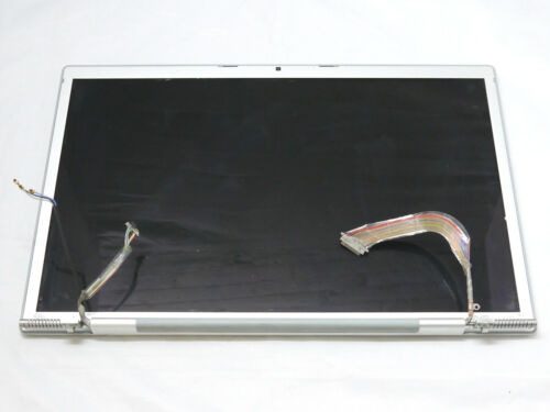 """Used LCD LED Screen Display Assembly for Apple MacBook Pro 17/"""" A1229 2007"""