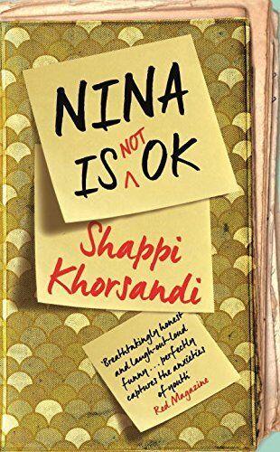 Nina is Not OK,Shappi Khorsandi