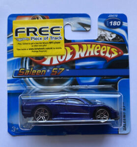2006-Hotwheels-Saleen-S7-Le-Mans-Race-Car-Mint-Very-Rare