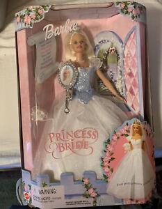 Princess Bride Barbie Doll 2000 Mattel[Box-Fair Condition]