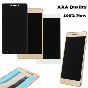 LCD Touch Screen Display Digitizer Assembly Gold for Xiaomi Redmi 3 3S 3X 3 Pro