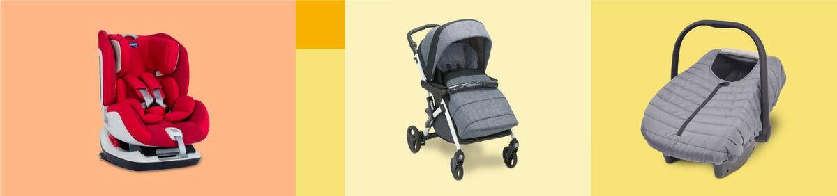 Carritos y sillas de paseo de bebé | Los mejores precios en eBay