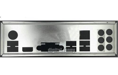 OEM I//O Shield For ASRock Z170 PRO4 Motherboard Backplate IO