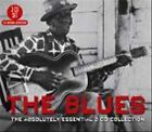 Blues: The Absolutely Essential 3 CD Collection by Various Artists (CD, Jan-2010, 3 Discs, Big 3)