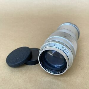 STEINHEIL-MUNCHEN-CULMINAR-135MM-1-4-5-EXAKTA-BAYONET-MOUNT-CAMERA-LENS-CHROME