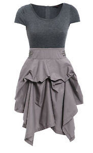 a3876918fae NEW Girls Cap Sleeve Casual Dress Long T-Shirt Party Dresses Age 7 9 ...